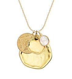 Design Your Own Monica Vinader necklace