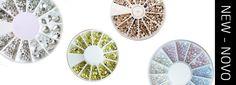Biucosmetics - Novidade Carrossel apenas 4,90€! Mais de 700 Brilhantes! Visite-nos em www.biucosmetics.com