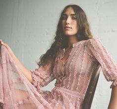 Vintage Crochet dress at General Store