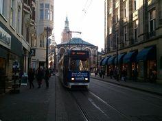 デン・ハーグの路面電車/tram@Den Haag