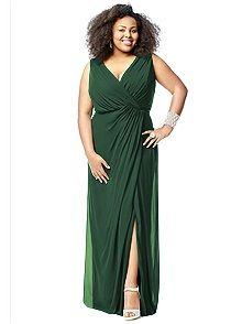 Lovelie Plus Size Bridesmaid Style 9006