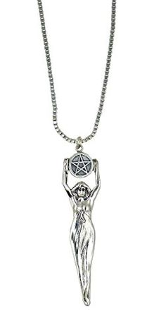 Goddess of The New Day in Sterling Silver Made in America *** Visit the image link more details.