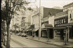 9. Baton Rouge, East Side of Riverside Mall