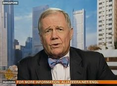 Billionaire investor Jim Rogers: Taking people's bank accounts is going to happen