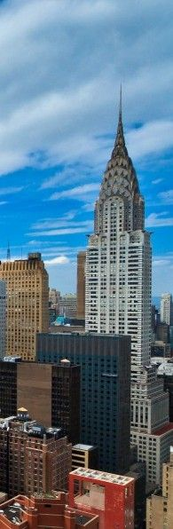 Name that building! I'll give you a hint: it's not the Empire State Building :)