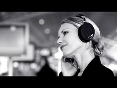 World's most advanced headphones with touch sensitive controls
