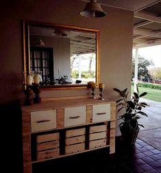 Stilvolle Möbel Ideen Mit Holzpaletten