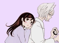 Find images and videos about anime, tomoe and Kamisama hajimemashita on We Heart It - the app to get lost in what you love. Kamisama Kiss, Tomoe, Nanami, Fruits Basket Anime, Kaichou Wa Maid Sama, Cartoon Games, Cute Images, Anime Shows, Shoujo