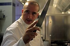 Corea del Sud, Usa e Turchia a scuola di cucina siciliana dallo chef Pino Cuttaia