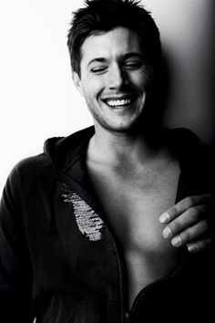 here's another Dean Winchester (Jensen Ackles), adorable as usual!