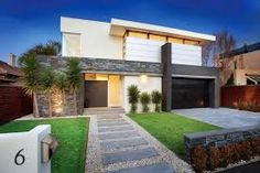 Image Result For Contemporary Front Garden Aggregate Driveway Geelong