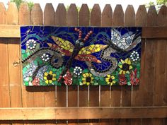 My new mosaic for my garden