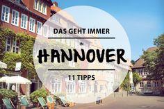 Hannover ist vielleicht die unterschätzteste Stadt Deutschlands. Wir zeigen euch 11 Sachen, die ihr immer in Hannover machen könnt. Die Fahrt lohnt sich!