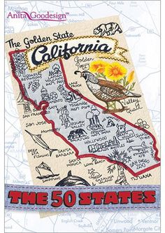 Image result for anita goodesign states california