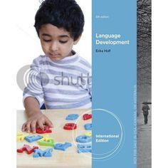 #newbook: Language Development /by Erika Hoff, P118HOF