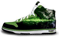 Sneaker Designs by Daniel Reese