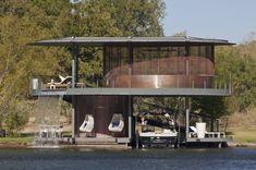 fantastische moderne Hausboote