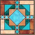 Arizona Pattern..this is a quilt but would be a neat idea for a crochet pattern