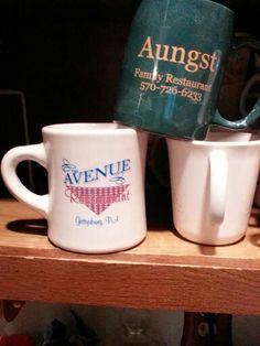 A few good memories are in mugs!