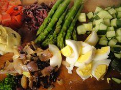 Bromberg Bros - market salad recipe (Blue Ribbon restaurant)