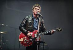 Noel Gallagher regresa a México en marzo.