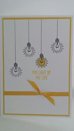 Stampin Up You Brighten My Day