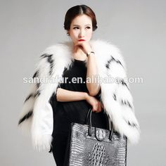 Look what I found Via Alibaba.com App: - SJ024-01 2015-2016 European Style Knit Raccoon Fur Jacket/New Winter Fashion Raccoon Fur Coat Girls