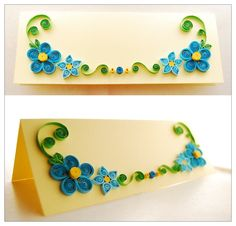 quilling card XVIIIby ~250981