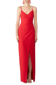 Rent Red Bowery Gown