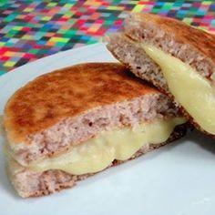 Tostex – Pãozinho de Frigideira (sem glúten, sem leite, sem ovo, sem soja)   Menu Bacana