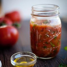 Spicy Tomato Sauce | This will coat 1 pound of pasta. Cooked tomatoes are a good source of lycopene, a compound that fights cancer.