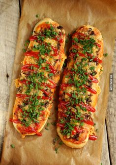 This is Zapiekanka, typical Polish fast food - 9GAG