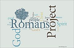 Ann Voskamp's Scripture Memory Project 2013. The Romans Project: Romans 1, 8, and 12.