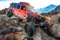 Big Wheel, Jeep Gladiator, Jeep Truck, Jeep Wrangler Unlimited, Jeep Life, Offroad, Rebel, 4x4, Monster Trucks