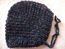 Babymütze Merinowolle 39-42cm gestrickt Wolle Baby