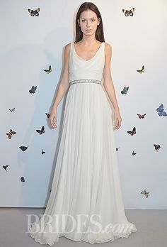 Brides.com: Tulle - Fall 2014. Wedding Dress by Tulle