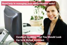 Excellent Qualities That You Should Look For In A Virtual Assistant #virtualassistant #philippinevirtualassistant