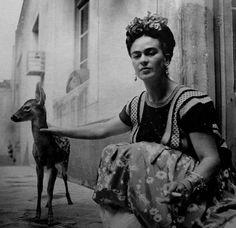 Fritz Henle - Frida Kahlo, 1939