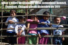 LA VOZ DEL ANÁHUAC-SEXTA X LA LIBRE: BANAVIL, CHIAPAS: A 4 años y medio de desplazamien...