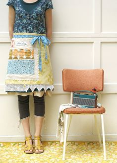 I think I want to make this for myself! <3 I love how it's modern, vintage and pretty all in one. Dottieangel.com
