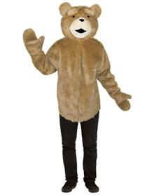 A guy in a bear outfit is harmless enough, you think, but that's because you're not thinking. Don't let this costume wearer be your baby co-bearer, miss. The lack of costumed pants indicates a bad-news papa bear: either (1) he couldn't afford the pants, or (2) he was too cheap to pay for the pants, or (3) he's last-minute and there were no pants left, or (4) his idea of fun is to wear this to a children's playground, where pants would only slow him down.