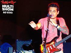 John Mayer - Rock In Rio (Brasil) 21-09-2013