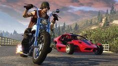 Décidément ! Je trouve qu'à l'heure actuelle c'est Rockstar Games qui assure le plus sur le suivit des jeux. Grand Theft Auto V est sorti il y a plus de trois ans maintenant et on ne compte plus les mise à jour. La dernière qui est disponible depuis quelques jours et qui vous permet de créer votre propre gang de bikers vient d'avoir le droit à une update et propose deux nouveaux véhicules avec la moto Daemon Custom et le Raptor, un engin à trois roues. En plus de cela, il vous est possible…