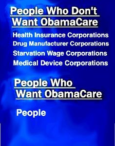 Hundreds of millions have been spent to convince people that forcing corporations to give fair insurance is wrong. Not being able to cancel you if you get sick or not hike your rates because you are older are just some of the rules implemented under ObamaCare. It should be obvious to most that these new rules impact the profit of health corporations and they are lobbing heavily to repeal it.