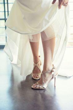 Gorgeous heels! Photo by Jennifer Fujikawa.