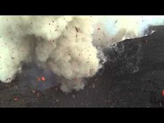 You Don't Take Ariel Photography Seriously Until You Fly A Drone Into An Erupting Volcano #ZAGGdaily #Volcano #drone