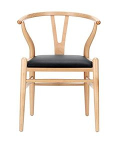 Modway Amish Dining Side Chair, Black