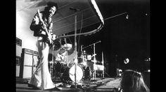 the Jimi Hendrix Experience at Konserthuset, Stockolm 1.8.1968