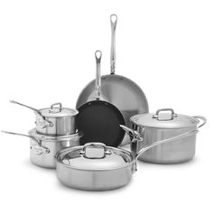 Mauviel M'collection de Cuisine 10-Piece Set - BestProducts.com