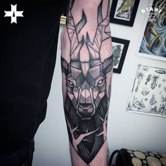 Done by tattoo apprentice Steven at Giahi Tattoo & Piercing, Löwenstrasse 22.
